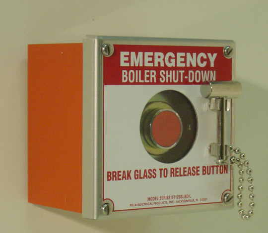 ST120SN1SL-Emergency Boiler Shut-Down