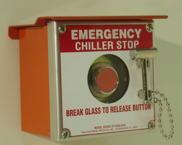 ST120SN3RSL-Emergency Chiller Stop