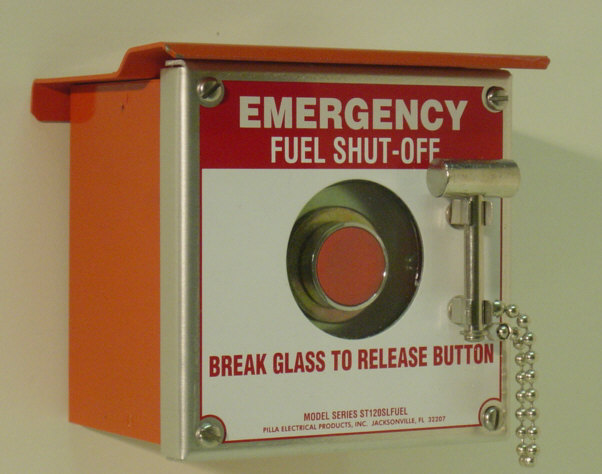 ST120SN3RSL-Emergency Fuel Shut-Off